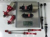 Ultra light folding bike hub BMX bike hub bearing hubs 20h 28h 345g
