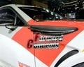 Подходит для Fit 2013-2016 углеродное волокно GT86 FT86 Scion FRS BRZ Fender ободок