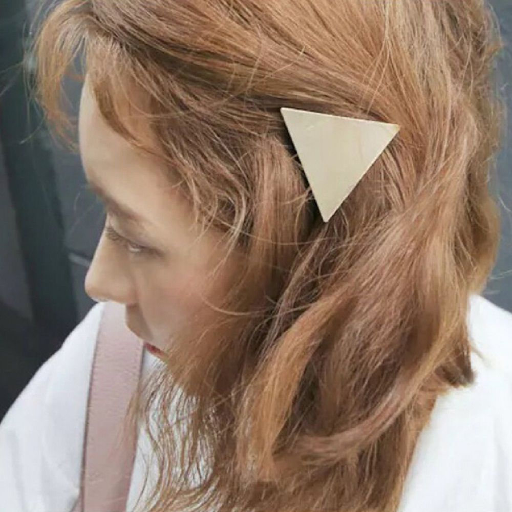 Купить с кэшбэком Hair Accessories Metal Snap Hair Clips Snap Hairpins Hairclips Hair Smiley Face Snap Clips Hairgrips Barrettes Hairdressing Tool