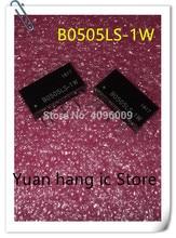 10PCS/LOT  B0505LS-1W  B0505LS1W B0505LS DC-DC power module 1W/5V isolated power supply