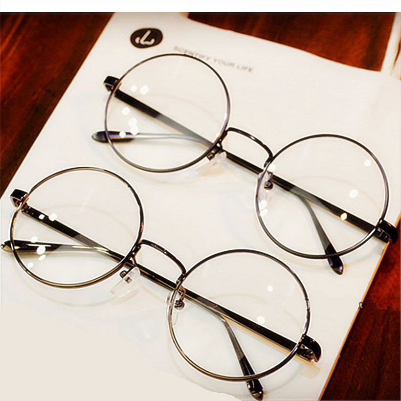Clear Frame Glasses Philippines : Aliexpress.com : Buy Round Spectacle Glasses Frames ...