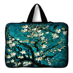 Image 5 - Van Gogh Portable Ultrabook Soft Sleeve Laptop Bag Case Cover for MacBook 9.7 11.6 13.3 14.4 15 15.6 17.3 inch For Asus Acer HP