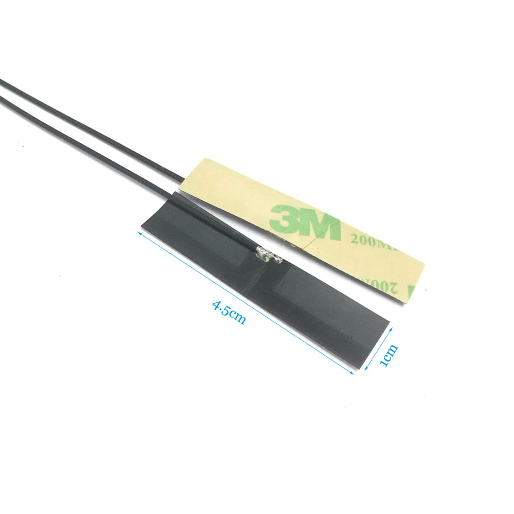 1PC 2.4Ghz 4dbi Built-in ZigBee Antenna Wifi Bluetooth Module Aerial Ipex Connector