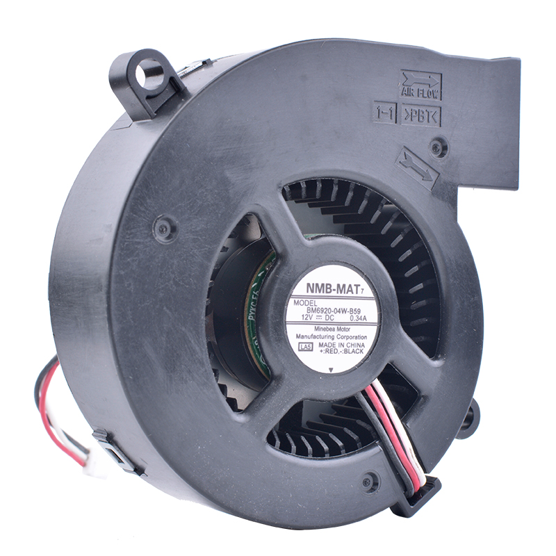 Centrifugal Supercharger Cheap: COOLING REVOLUTION BM6920 04W B59 12V 0.34A Centrifugal