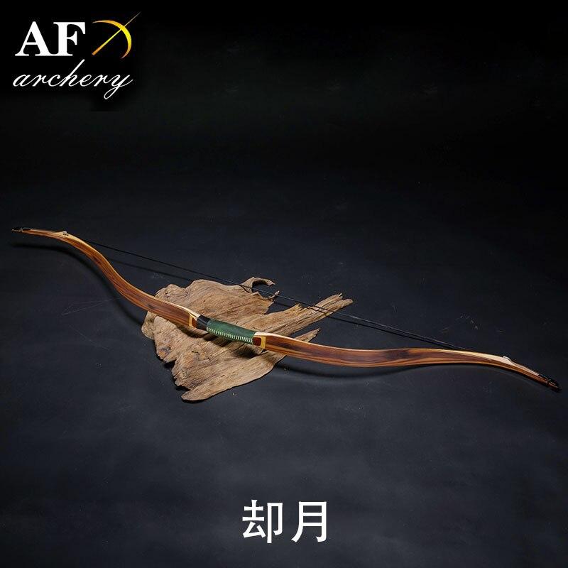 2018 AF индивидуальные 20 50 # стрельба из лука турецкий лук традиционный ламинированный лук ручной работы изогнутый лук Открытый Охота стрельба
