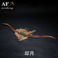2018 AF Customized 20 50# Archery Turkish Bow Traditional Laminated Bow Handmade Recurve Bow Outdoor Hunting Shooting ShortBow
