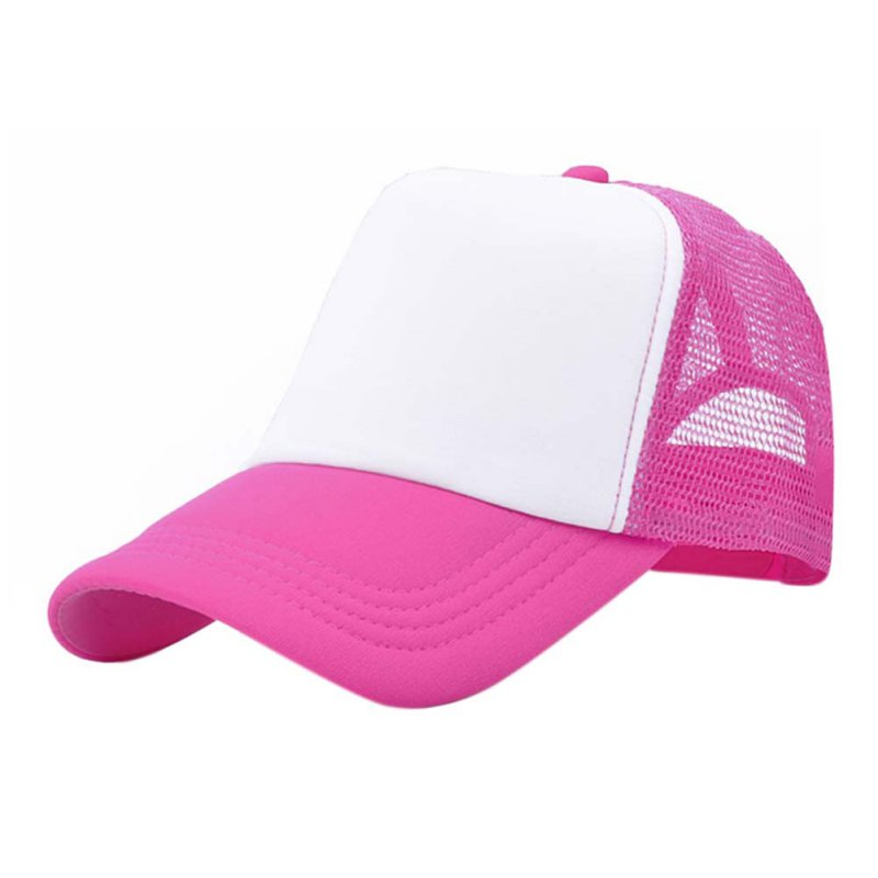 Vogue Adjustable Baseball Cap Trucker Hat Blank Curved Hat Mesh Plain Color  Cap-in Baseball Caps from Apparel Accessories on Aliexpress.com  24b16b33c22e