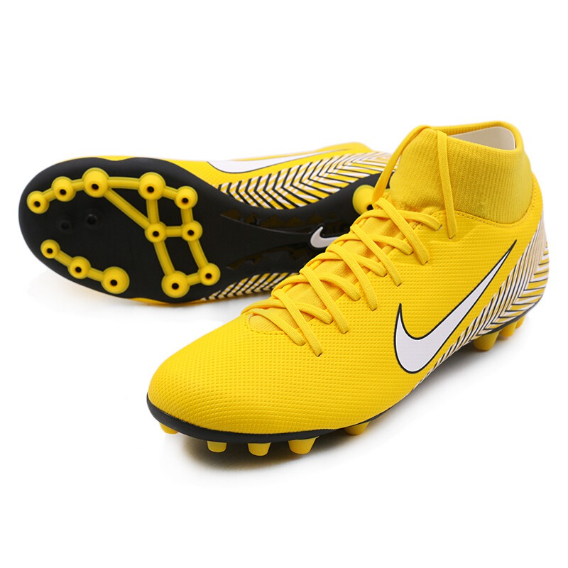 Original New Arrival 2018 Nike Superfly 6 Academy Njr AG R Sepak Bola Pria  Sepatu Sepak Bola Sepatu Sneakers di Sepatu sepak bola dari Olahraga    Hiburan ... 185c18d816