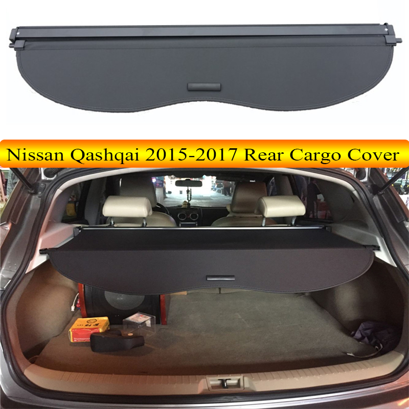 2015 Nissan Nv2500 Hd Cargo Interior: For Nissan Qashqai 2015 2018 Rear Cargo Cover Privacy