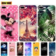 silicone Case For iphone 7 8 Case soft tpu phone Cover For Apple iPhone 7 8 plus Fundas protective coque etui bumper paiting стоимость