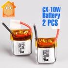 MiniTudou Lipo Battery 3.7V 150mAh For CX-10W Helicopter Spare Parts Battery Drone Parts 2PCS/Lot