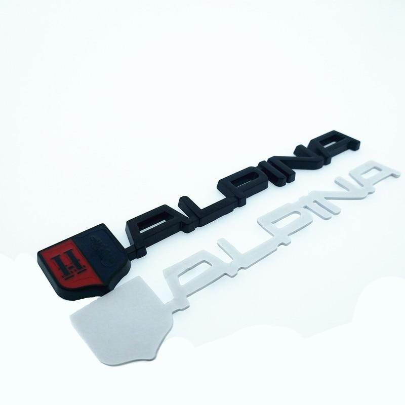 4 Pcs Black M Sports Decal Car Door Handle Sticker For BMW E46 E60 E90 X3 X5 X6