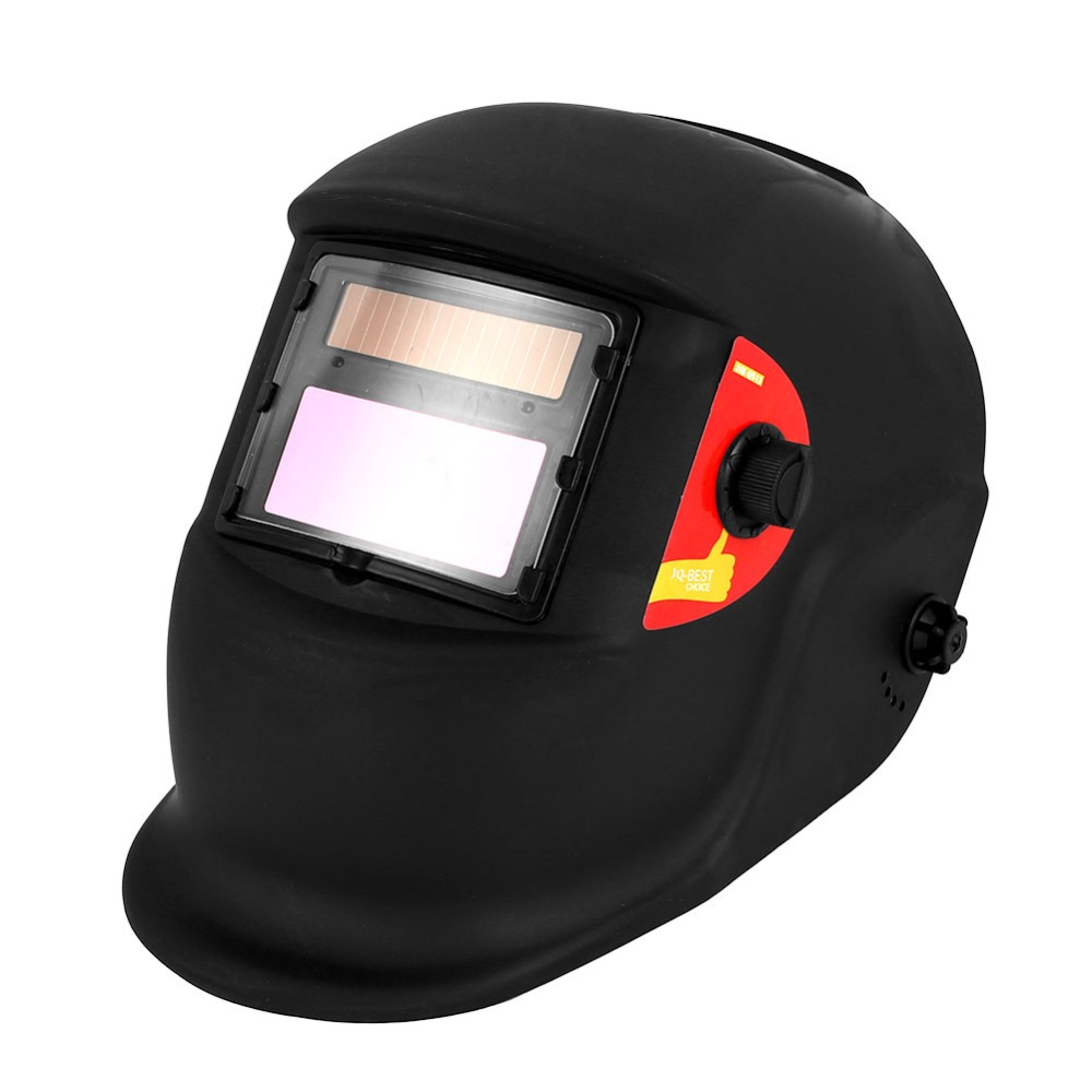 Solar Auto Darkening Welding Mask Welding Helmet 1/25000 Automatic Light Change Argon Protected Welding Work protection Mask