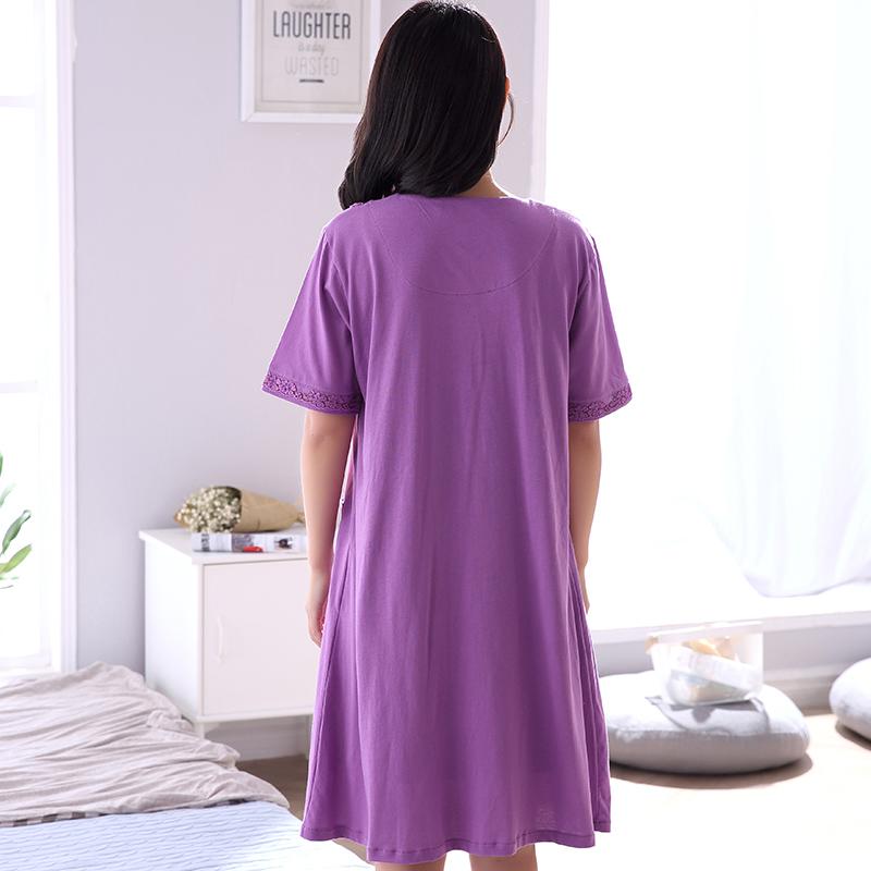 Las mujeres Túnica de Gala Para Batas Para Mujer Pijama de Encaje de ...