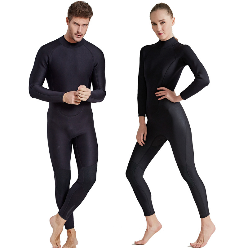 Sbart 2mm Neoprene Women/Men Scuba Diving Suits One Pieces Snorkeling Bodysuits Wetsuits Surfing Rash Guards цена