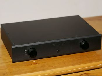 C11 fully balanced single ended class a 100W Preamp