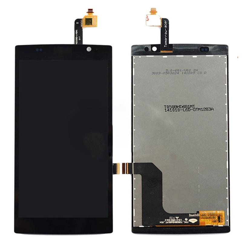 imágenes para 100% Probado Para Acer Liquid Z500 z500 Pantalla LCD Pantalla Táctil Del Digitizador Assembly + Herramientas