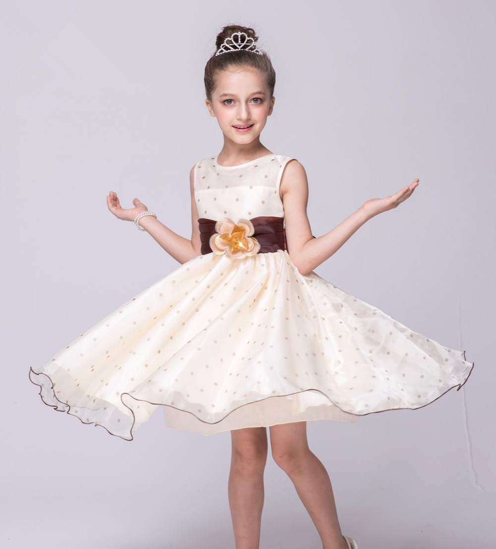 8954356f8 2016 Brand Summer New Arrival Princess Girls Party Dresses Red ...