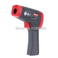 UNI T UT302C Handheld Non contact Digital IR Infrared Thermometer Temperature Gun Tester Pyrometer Range 32~650C/20:1