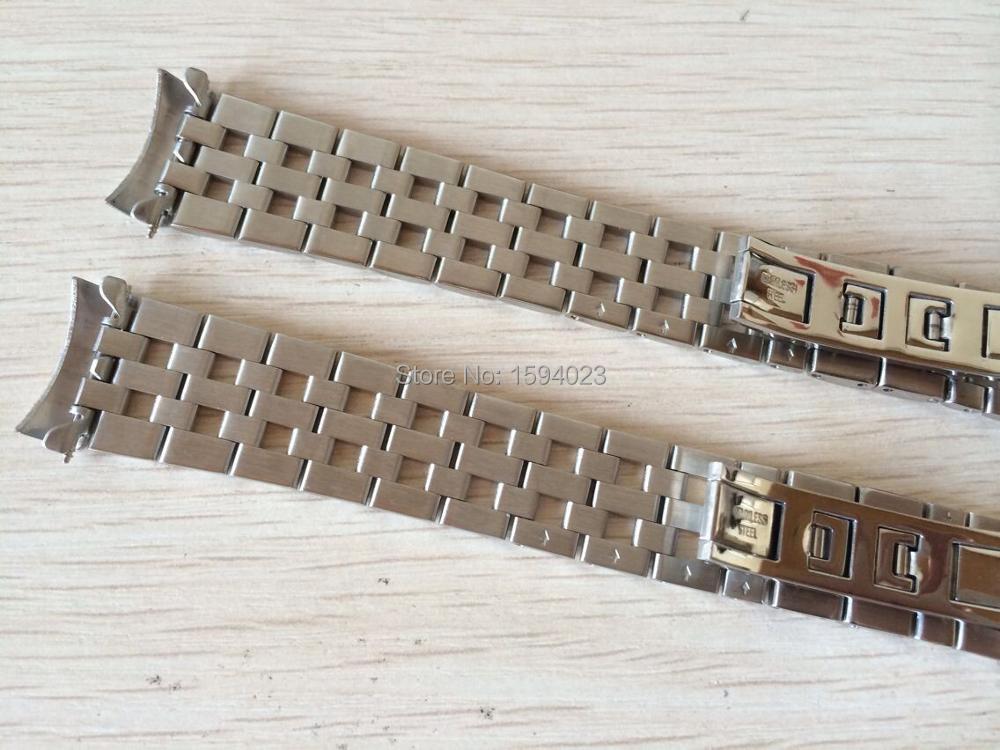 18mm (Schnalle 15mm) NEU T95 Herrenuhr Band T-CLASSIC Carson Series - Uhrenzubehör - Foto 4