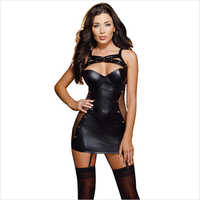 Women Sexy Lingerie Hot Porn Erotic Lingerie Nightclub Wear Plus Size Leather Dress Baby Doll Sexy Costumes Exotic Apparel 25