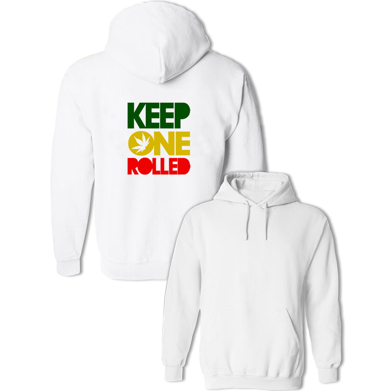 Fashion Keep one Rolled Design Hoodies Mens Womens Boys Girls Sweatshirts Multi Color Long Sleeve Pullovers Unisex Jackets