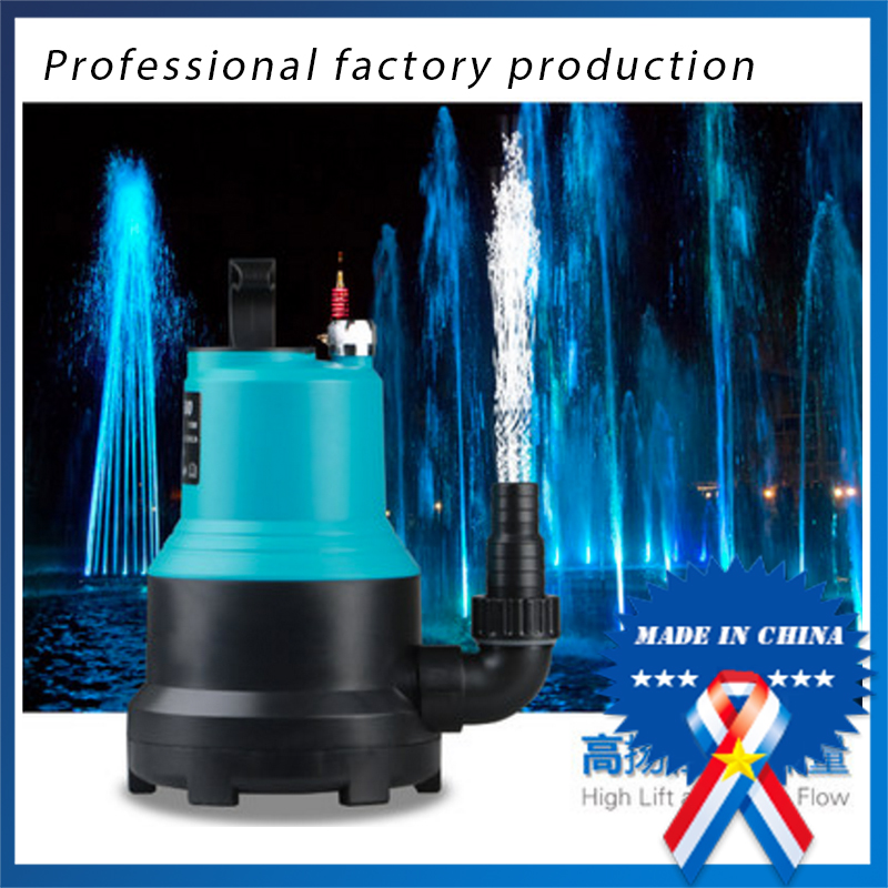 CLB-4500 submersible pump Seafood keeper / garden watering / water cycle rockery / pool drain 3 inch gasoline water pump wp30 landscaped garden section 168f gx160 agricultural pumps