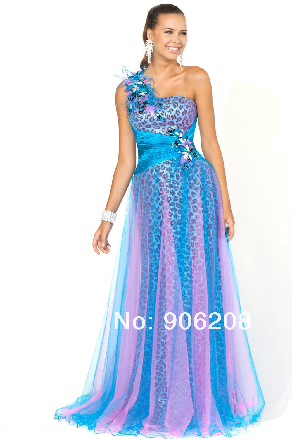 Popular Animal Print Prom Gowns-Buy Cheap Animal Print Prom Gowns ...