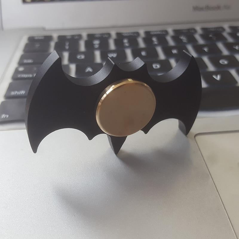 Batman Finger Spinner GOLD