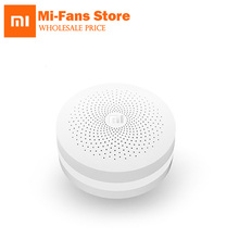 Original Xiaomi Smart Multifunctional Gateway Smart WiFi Remote Control Intelligent Online Radio/Bell with Warning Light Gateway