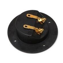 Автомобильная стереоколонка коробка терминал круглая чашка «Весна» коннектор Клеммник для сабвуфера автомобиля аудио интерьер Авто Электроника