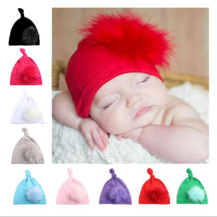 72141c667335f Hot 2017 Newborn Hat Knitting Hat Bohemia India Turban Knot Hats ...