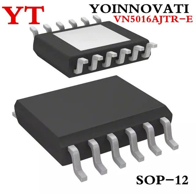 Бесплатная доставка 10 шт./лот VN5016A VN5016 IC POWERSSO12