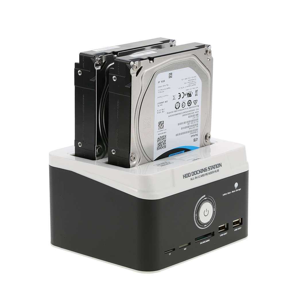 "Up to 8TB Multifunctional 2.5""/ 3.5"" USB 3.0 to SATA ..."