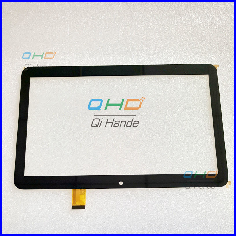 Free Shipping 10.1'' Inch Touch Screen 100% New For Roverpad GO Q10 3G Touch Panel,Tablet PC Touch Panel Digitizer