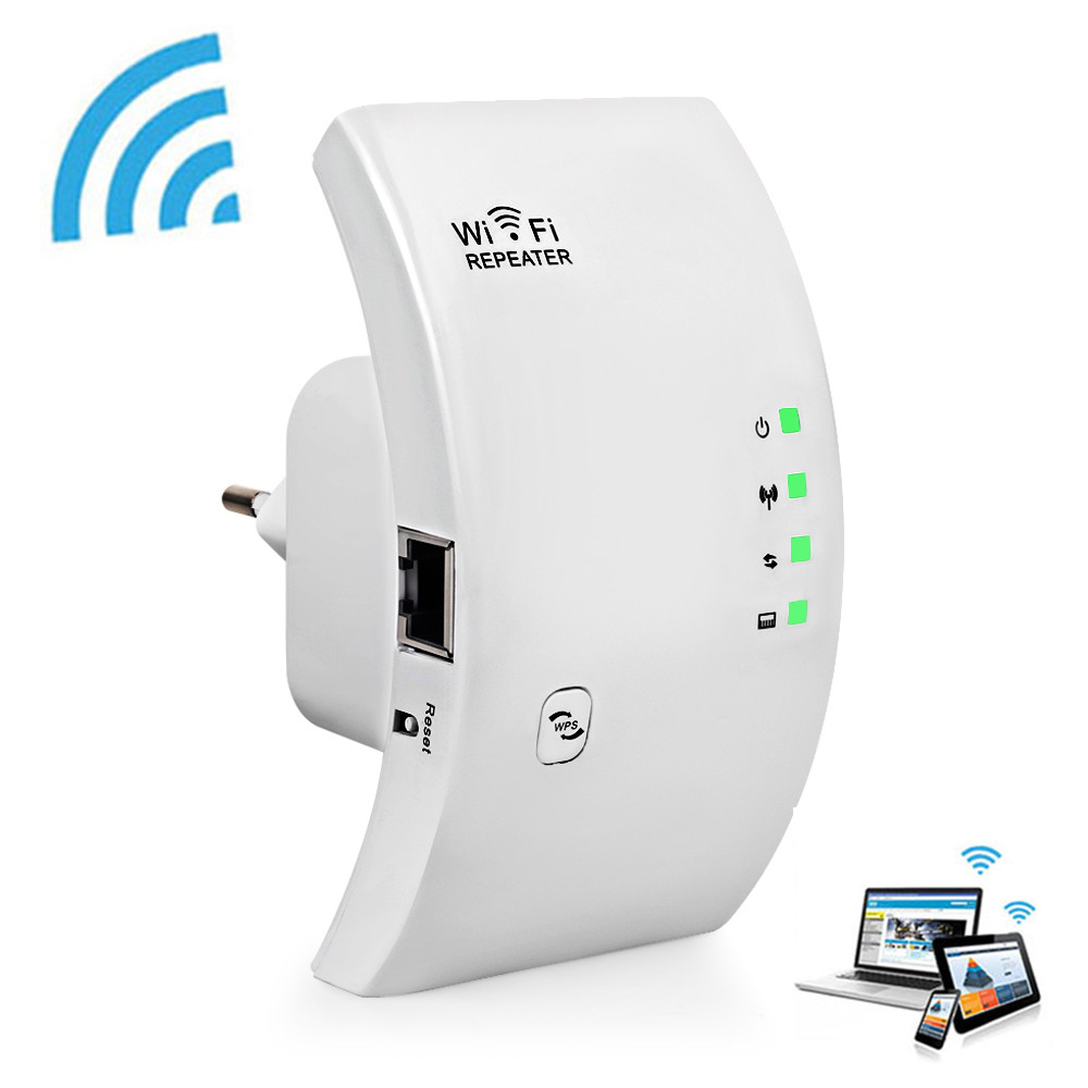 Original WIFI Repeater 300 Mbps Wireless Wi fi Repeater WiFi Signal Range Extender Wifi Booster Verstärker WPS Wi-fi Access Point