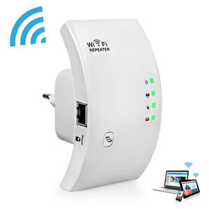 300 Mbps Signal Amplifier WIFI Repeater Wireless WiFi Signal Range Extender