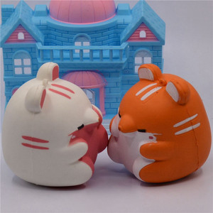 HOT colorful hamster Squishies