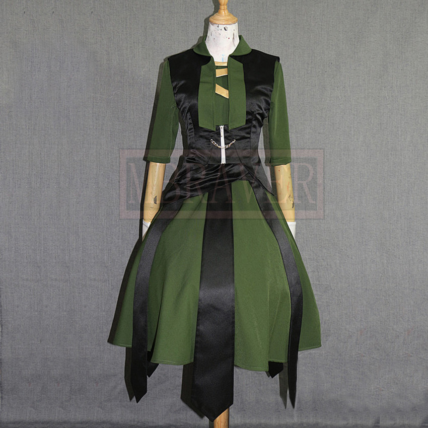 Custom Made American Flim Thor The Dark World Loki Female Sex Reversion Cosplay Costume
