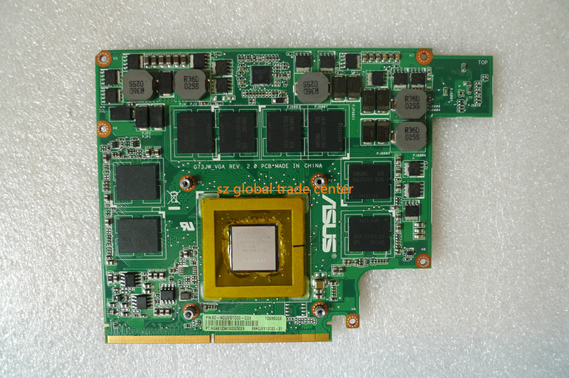 KaiFull GTX460M <font><b>GTX</b></font> <font><b>460</b></font> N11E-GS-A1 DDR5 MXMIII VGA Video <font><b>Graphic</b></font> <font><b>card</b></font> for ASUS G73JW G53JW G73SW G53SW G53SX VX7 VX7S image