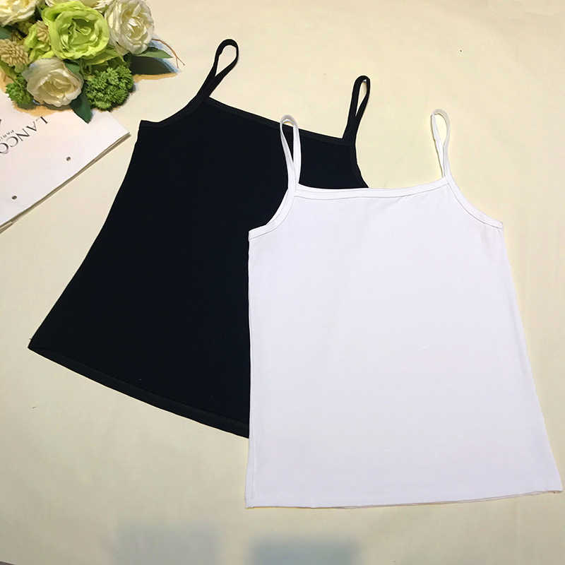 WITHZZ PLUS SIZE Loose Camisole Summer Woman's Bottoming Tops Top Body for Women Female Tanktop Tank Crop Active Wear