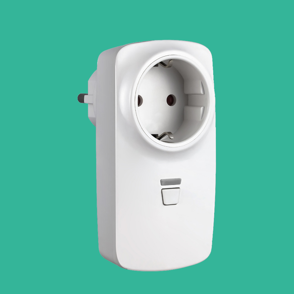 JIANSHU Wireless Remote Control Smart Wireless Socket Plug Outlet for G90B G90B Plus S2G S2W S1