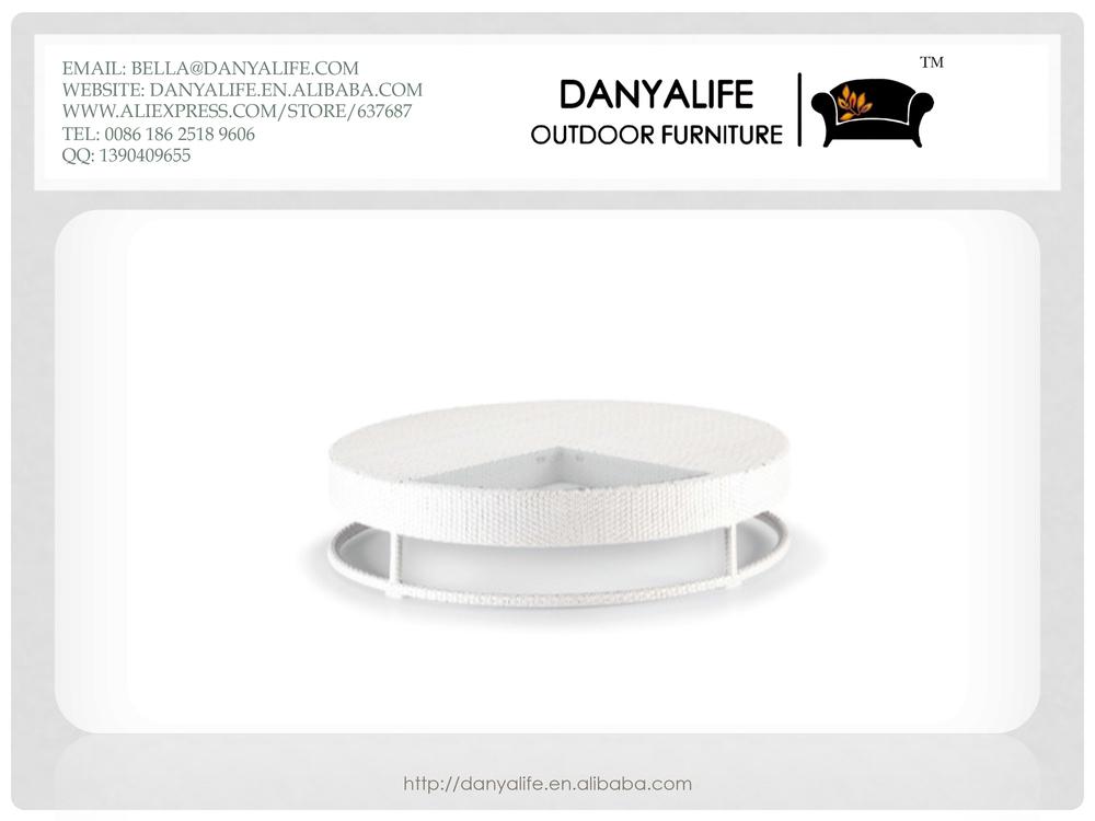 dysf-d6702 danyalife европейский дизайн роскошная вилла плавательный бассейн поли ротанга диваны