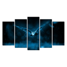 Top selling canvas painting Wall Art cool best night owl Picture for Living Room Art poster Decoration Picture morden print wall