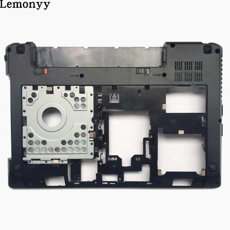 NEW Bottom Case For Lenovo G480 G485 Laptop Bottom Base Case Cover With HDMI