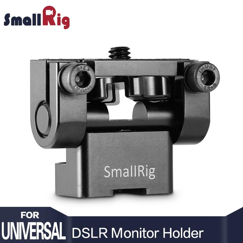SmallRig Регулируемый DSLR монитор держатель Анти-твист мини наклон Pan для Камера монитор ЖК-дисплей Экран 1842