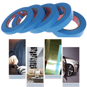 Blue Refrigerator Tape Fixed T