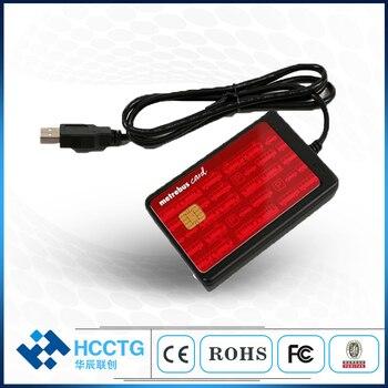 USB NFC Smart Card SAM Slot  Reader ACR1251U with 5pcs M1 and free SDK