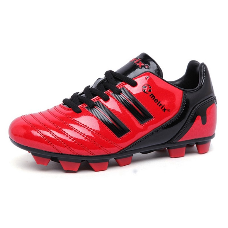 2016 New Genuine Metrix broken nail boys and girls soccer shoes artificial turf professional training shoes sneakers #B1549