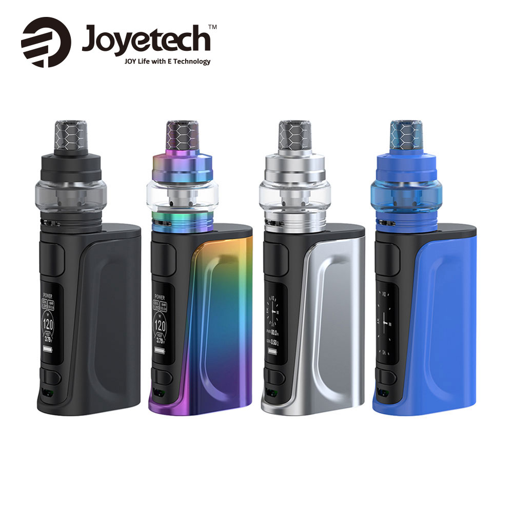 Original Joyetech EVic Primo Fit TC Kit with 2800mAh Evic Fit Box Mod & 3ml Exceed Air Plus Tank Joyetech Evic Fit for DL & MTL
